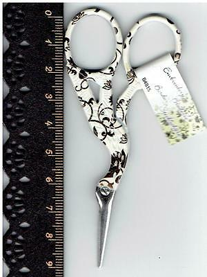 Stork Scissors Embroidery Scissors 9cm/3 .5 inch Snips Small rounded pointy tip