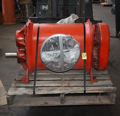 "Peabody Holmes Series HR80 Positive Displacement Gear Pump 12"" inch ROOTS BLOWER"