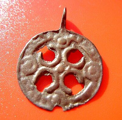 Ancient Viking Bronze Pendant RARE!!!!