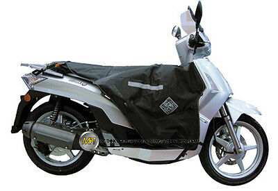 POUR KYMCO PEOPLE S 200 i 2014 14 HOUSSE COUVERTURE DE JAMBES TUCANO URBANO