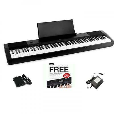 Casio CDP130 Digital Piano Inc Power Supply and Sustain Pedal |30 Online Lessons
