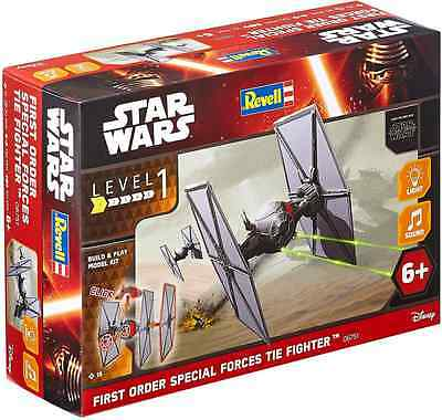 Revell Star Wars Build & Play EasyKit Episode Vii The Force Awakens, First Order