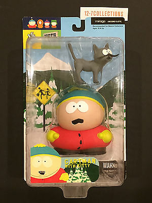 Cartman with Kitty South Park Mirage Series 1 action figure toy