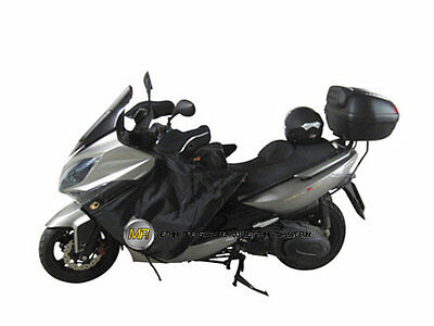 FOR KYMCO XCITING 300 i R 2010 10 LEG COVER TERMOSCUD WINTER WATERPROOF TUCANO U