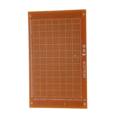 10pcs PCB Manufacture Prototype Etching Breadboard Blank Circuit Board 9x15cm