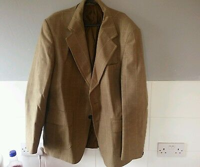 Harbarry, possible in hand show jacket tweed medium to large quality jacket