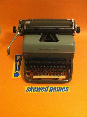 Remington Rand Typewriter -