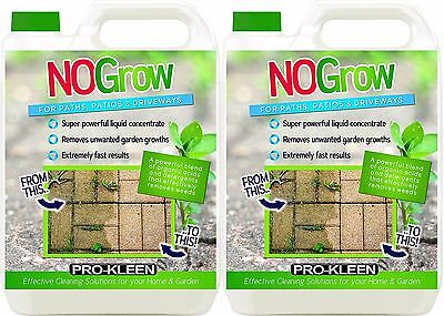 GALLUP 360 VERY STRONG PROFESSIONAL GLYPHOSATE WEEDKILLER HERBICIDE 1 x 5 Litres