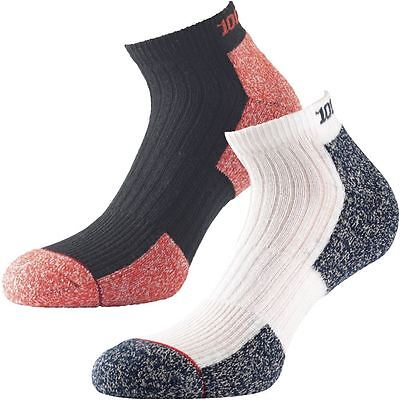 1000 Mile 2016 Ultra Performance Kupfer Faser Herren Sports Knöchelsocken