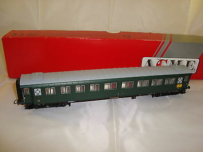 ACME 50283 FS Carrozza tipo 1933/Passenger coach 1st/2nd/3rd cl green MINT boxed