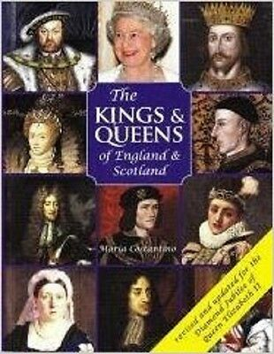 The Kings and Queens of England and Scotland, , New Book