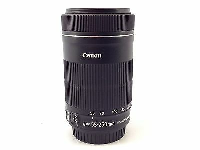 Objetivo Para Canon Canon 55-250Mm Efs Stm 1:4-5.6  1543356