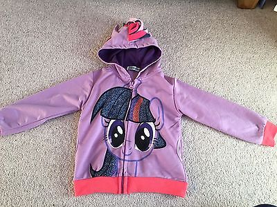 My Little Pony Twilight Sparkle Hoody Age 3