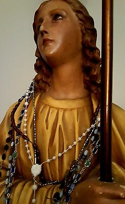 1890's ANGEL/Architectural Salvage/compo:horsehair/straw/plaster( pix)LAYAWAY!!
