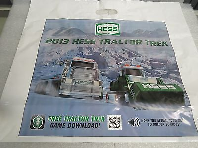 Hess Bags - Lot Of 65 Bags For The 2013 Hess Tractor & Truck