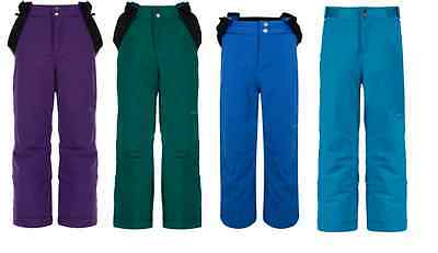 DKW301 Dare2b Take On Kids Girls & Boys Sallopette Ski Pants MRP £60.00