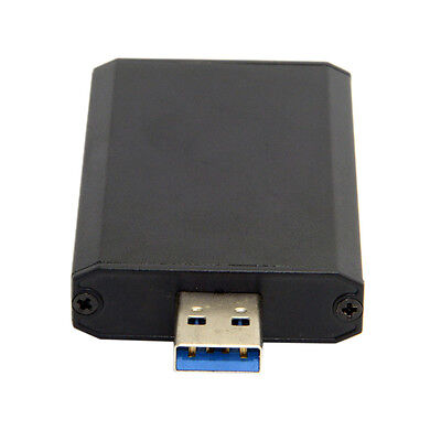Mini PCI-E mSATA to USB 3.0 External SSD PCBA Conveter Adapter Card