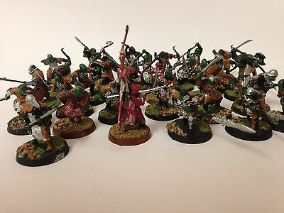 Warhammer - LOTR - Lord of the Rings - Mordor Orcs - X30