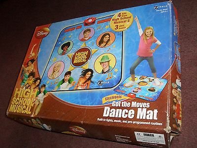 High Shool Musical 2 Disney Electronic Dance Mat - 06251