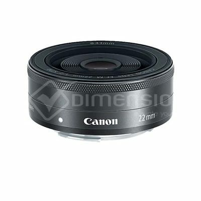 Canon EF-M 22mm f/2  STM Bulk Lens for EOS M genuine