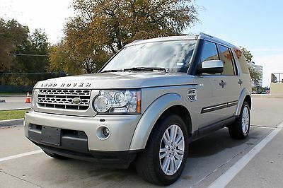 2010 Land Rover LR4  THIS IS A LUXURY HSE LR4 WITH A CLEAN CARFAX AND EBAY BUY BACK GUARANTEE. NO ACC