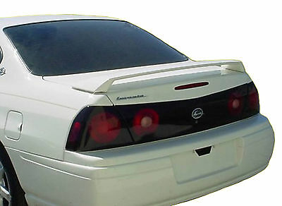 Painted All Colors Chevrolet Impala Factory Spoiler 2000-2005