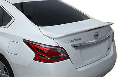 Painted All Colors Spoiler For A Nissan Altima Factory Style 2016-2018