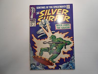 The Silver Surfer #2 Oct 1968, Marvel!! 7.0 FN/VF!! RARE COMIC!!! Great Buy!!