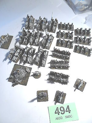 Warmaster Warhammer Undead Vampire Counts army Bone Giant painted lot 494