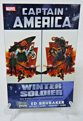 Captain America Ultimate Winter Soldier Marvel  New TPB Trade Paperback