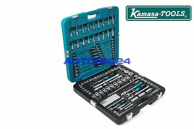 Ratchet box Socket wrenches Set Sockets Ratchet Box Kamasa Tools