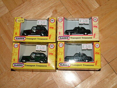 """Collection Of """"classix"""" Road Vehicles"""