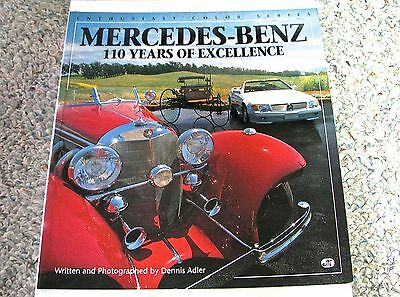 Mercedes-Benz 110 years of Excellence - Excellent condition