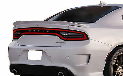 Dodge Charger Flush Mount Factory Style Spoiler 2015-2018