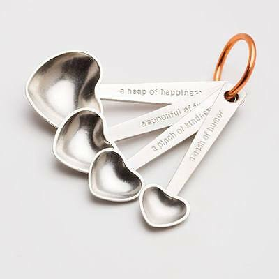 New Quotes Measuring Spoons