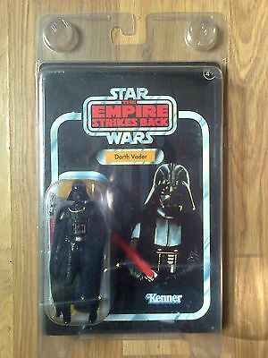 Star Wars The Empire Strikes Back Darth Vader Action Figure