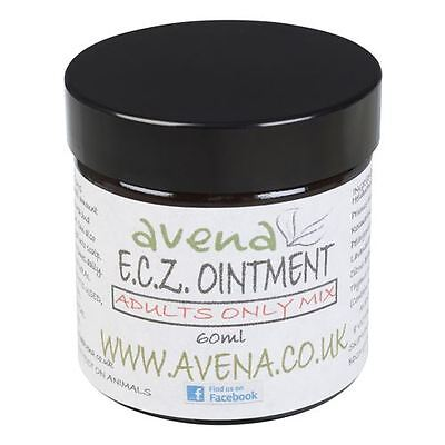 Eczema Skin Ointment Itchy Dry Sore Skin Pure Natural Aromatherapy Healing