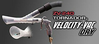 Zv-240 Tornador Velocity - Vac (Dry)  Increases Vacuum Suction!