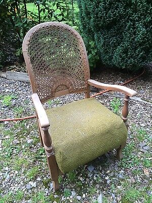 low nursing? bergere style chair