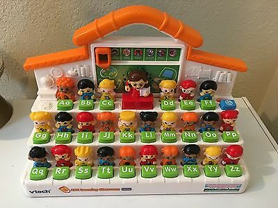 VTech - ABC LEARNING CLASSROOM with Web Connect 1208