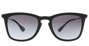 13f5354247c53 RAY-BAN GRAY GRADIENT Square Unisex Sunglasses - RB4221-622-8G-50 ...