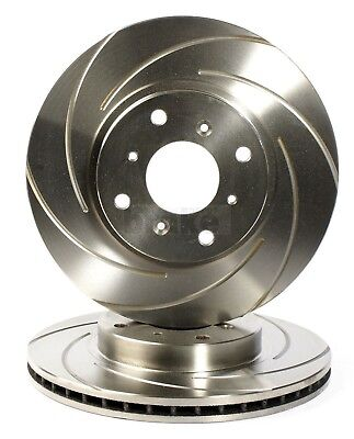 200SX S14 S14a Rear Grooved Brake Discs Set