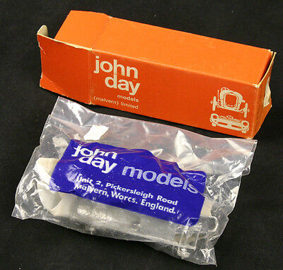 JOHN DAY Models JD 204 - Miller Special 1926 Indy Race Car Diecast 1:43 Scale