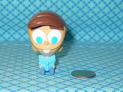 """Timmy Figure THE FAIRLY ODDPARENTS 2 1/4"""" tall Plastic CAKE TOPPER"""