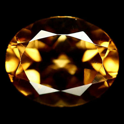 AAA Quality Natural Citrine Oval 5mm x 3mm Wholesale Lot of 20