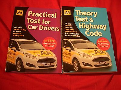 Aa Theory Test And Highway Code And Practical Test For Car Drivers 2016 Dvsa