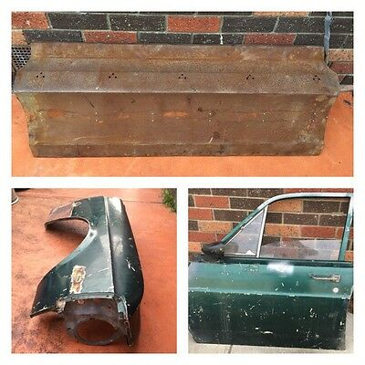 Ford Falcon Xw, Xt, Xy Gt Gs Right Hand Guard, Tailgate (ute/van) And Door.