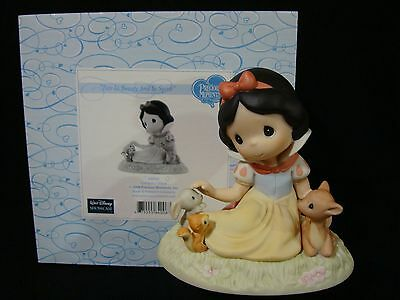 yh Precious Moments-Snow White And Friends-Disney Showcase Collection