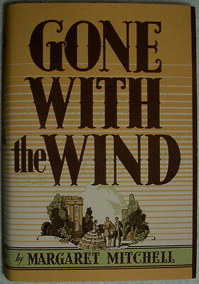 GONE WITH THE WIND by Margaret Mitchell True 1st Edition May 1936 Printing