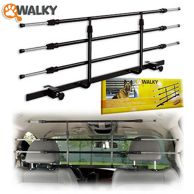 Walky Guard Car Barrier for Pet Dog Auto  Automotive Safety By Walky